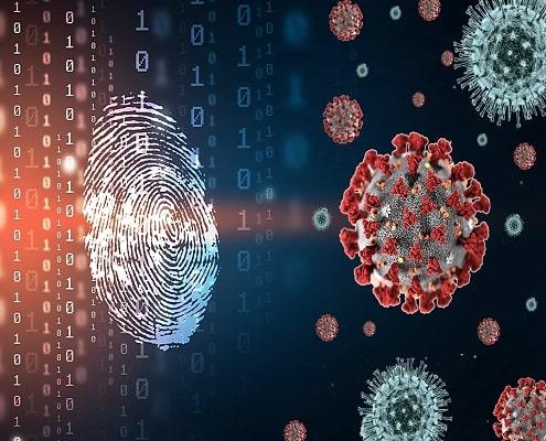 ویروس کرونا و هویت دیجیتال