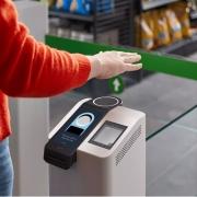 Amazon One پرداخت با احراز هویت